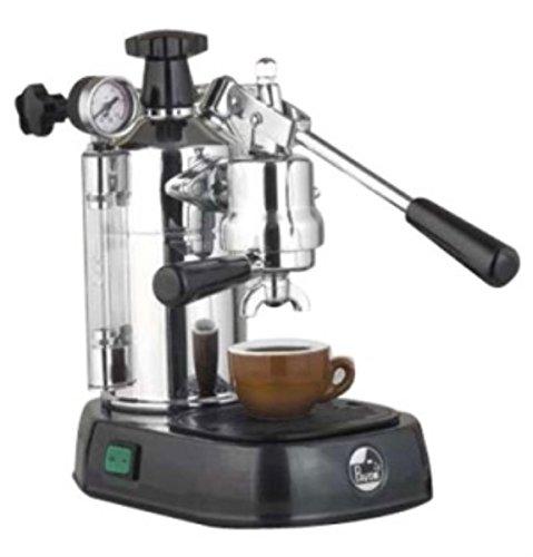 La Pavoni Professional PBB-16 Espresso Machine Black Base