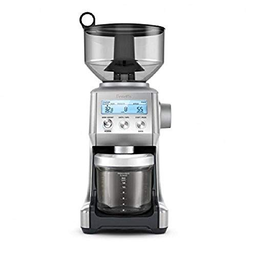Breville The Smart Grinder Pro Coffee Bean Grinder, Brushed Stainless Steel
