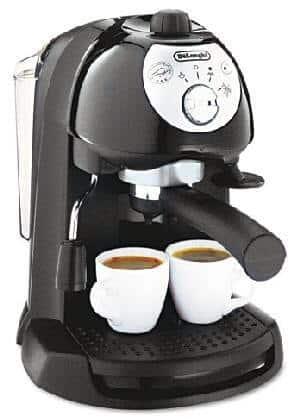 DeLonghi BAR32 retro espresso mchine