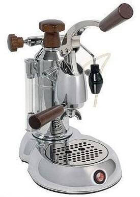 La Pavoni Stradavari Coffee Machine