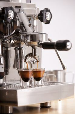 Making espresso drink recipes