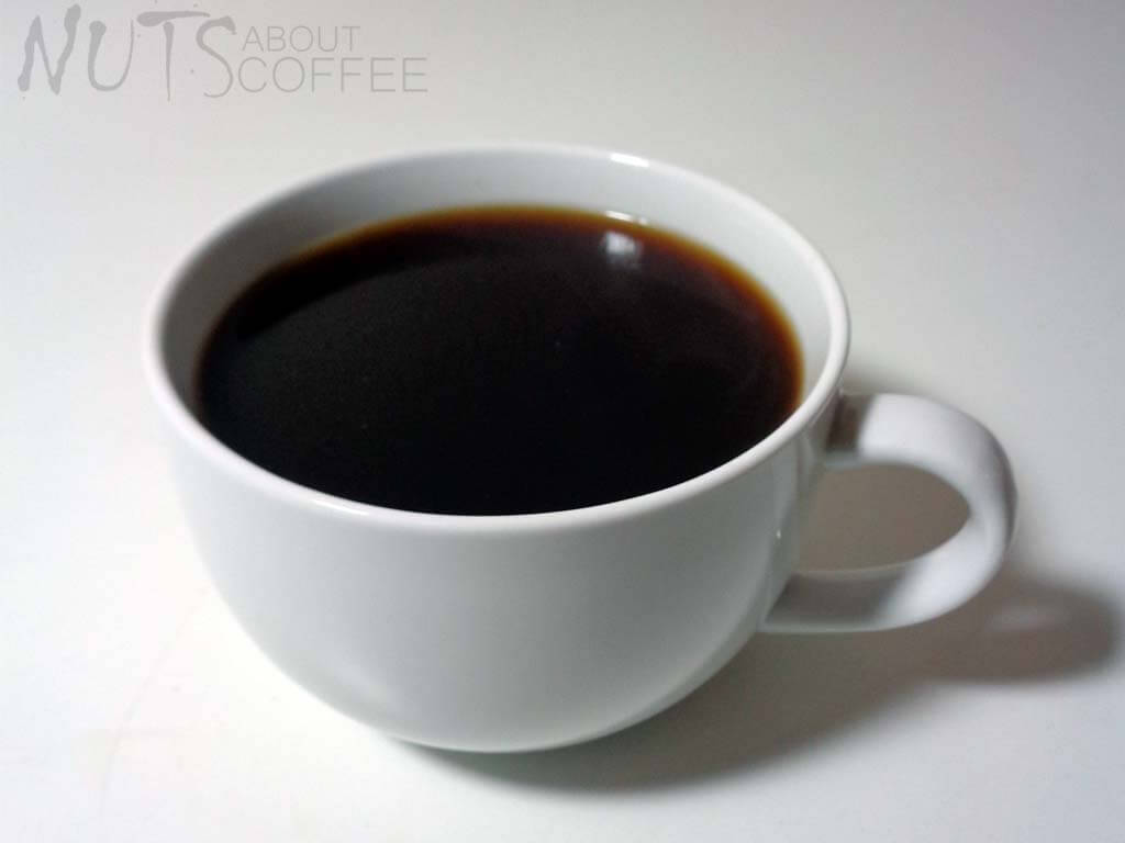 cup of stovetop coffee