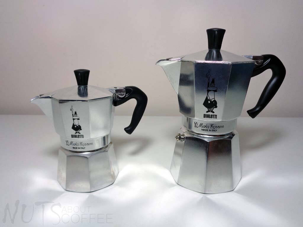 What size stovetop coffee maker should I buy
