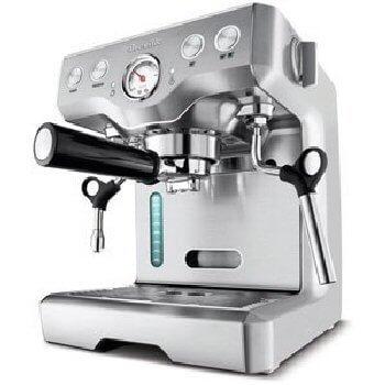 BES830XL Die Cast Programmable Espresso Machine
