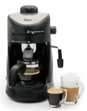 steam espresso machine