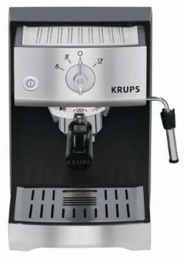 Krups XP5220 Precise Tamp Pump Espresso Machine