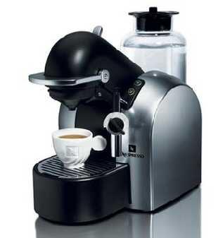 Nespresso Concept D290 Black