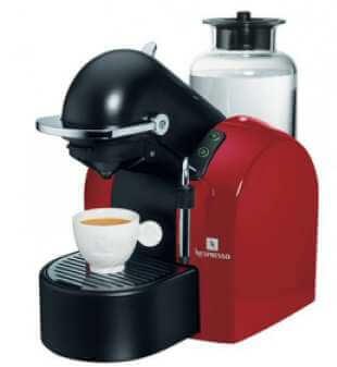 Nespresso Concept D290 Red